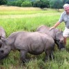 This Activist Is Flying 80 Endangered Rhinos To Australia To Protect Them From Poachers
