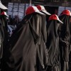 Policewomen Brutally Beat Women Protesting Missing Family Members In Yemen