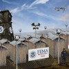 FEMA Camp has begun: Homeless First!