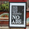 Guerilla Artists Just Pulled Off The Largest Advertising Takeover In World History