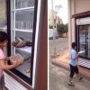 "Man Opens ""Charity Fridge"" to Encourage Donations to the Needy"