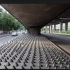 Anti-homeless spikes installed in posh London neighborhood spark outrage