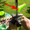 This Guy Found A Clever Way To Reuse Plastic Bottles!