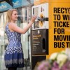 Sydney Installs Machines That Offer Bus tickets In Exchange For Recycling