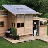 This Pallet Home Can Be Built in One Day With Basic Tools