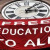 Here is a list of over 40 educational websites where you can get a free education