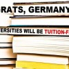 Germany Scraps Tuition Fees