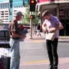 Magician Rips Up Homeless Man´s Sign, Does Something Amazing