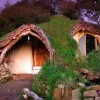 This Man Built A Hobbit House In Just 4 Months, BUT Wait Till You See The Inside