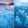 24 Beautiful Ice Formations That Appear as Art.