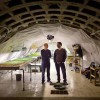 Abandoned Bomb Shelters Are Converted Into Underground Eco Farms.