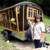 Thought Tiny Houses Were Awesome? Tiny Gypsy Wagons Are Even Cooler!