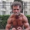 50-Year-Old Homeless Bodybuilder Prepares For Competitions On Paris Sidewalks