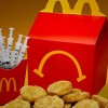 Texan McDonald's Gives Free Vaccinations with Happy Meals