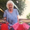 99-Year-Old Woman Sews 1,000 Dresses For African Children