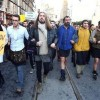 Turkish Men Wear Skirts In Protest To Sexual Violence
