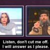 He Told This Lebanese News Reporter to Shut Up – Here's How She Responded.