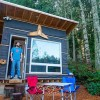 This Man Built A Low-Cost Tiny Home For Only $500!