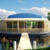 Take A Tour Of This Amazing Floating Eco-Home!