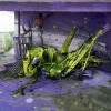 He Turns Junk Into Animal Art Projects To Raise Awareness About Pollution