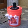 Create A DIY Solar-Powered Air Conditioner In Just FIVE MINUTES Using A Bucket And a Fan