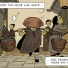 This Zen Comic Is Full of Timeless Life Lessons