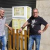 Town In Spain Installs Outdoor Refrigerator To Feed Locals And Reduce Food Waste