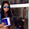 Stray Dog Protects Woman From Beach Attack In Greece (With A Very Happy Ending!)
