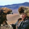 16 Photos Of A Magical Mongolian Tribe That Rides Reindeer And Hunts With Eagles
