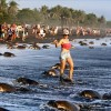 Ignorant Tourists Prevent Endangered Sea Turtles From Nesting