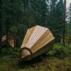 Estonian Students Built Giant Megaphones To Hear The Forest… And They're Awesome!