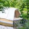 Camp On The Water In This Innovative Floating Sanctuary