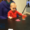 Watch How Toddlers Regulate Their Behavior To Avoid Making Adults Mad