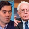 """Bernie Sanders Rejects Donation From Martin Shkreli, """"Poster Boy For Drug Company Greed"""""""