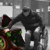 This 'Segway' Type Wheelchair Is Awesome And Totally Hands-Free.