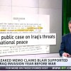 It's Official: Bush And Blair Planned Saddam WMD Lies One Year Before Attacking Iraq