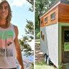 Texas Design Student Builds Awesome Tiny-House To Live Debt-Free Near Campus