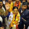 Nepal Elected Its Second President Ever, And She's A Woman!