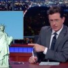 [Watch] Stephen Colbert Is Furious With The Hate Aimed At Refugees And Tells It Like It Is