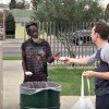 Inspiring Teens Buy 100 Cheeseburgers And Hand Them Out To The Homeless
