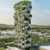 384-Foot Apartment Tower Will Be The World's First Building Covered With Evergreen Trees