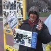 Homeless Woman Who Protested War Outside White House For 3 Decades Straight Dies At Age 80