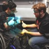 Young Man Discovers That Rave Gloving Helps Treat His Cerebral Palsy