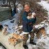 This Activist Is Raising 200 Dogs After Saving Them From South Korean Slaughterhouses