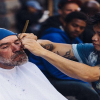 Upscale NYC Hair Stylist Helps City's Homeless In Unique Way