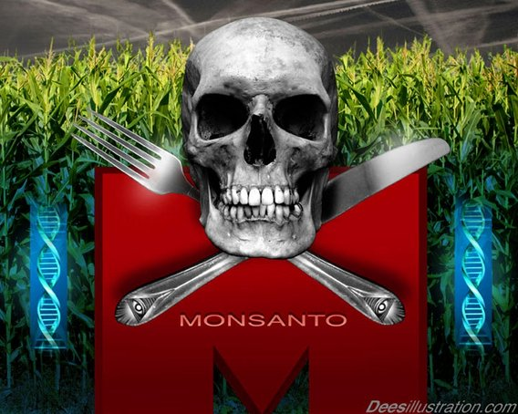 Stop Monsanto!