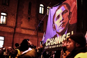 Take Back Obama's Nobel Peace Prize, Say World Leaders
