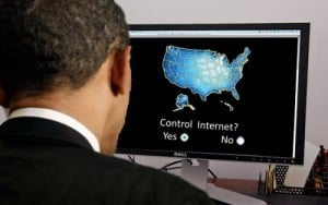 obama and internet