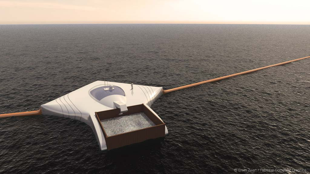 Ingenious 19-year-old Develops Plan to Clean up Oceans in 5 Years