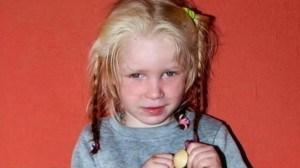 Maria, the ´blond angel´taken from her adoptive Roma parents